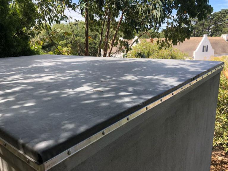 residential flat roof wateproofing