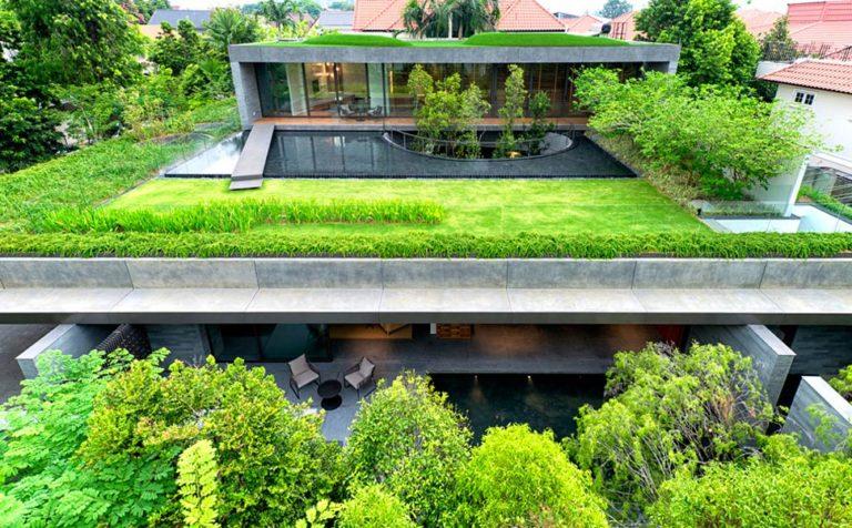 roof garden waterproofing