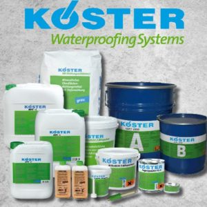 koster roof waterproofing cape town