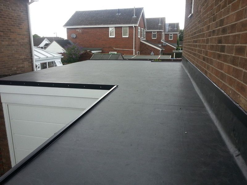 EPDM Rubber Waterproof for Roofs