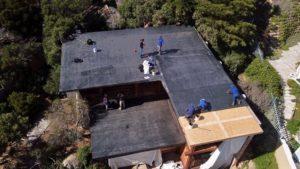 roofing waterproofing