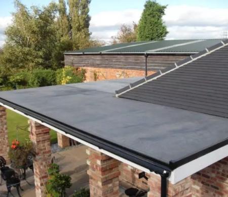 top roof waterproofing