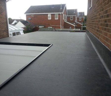 firestone epdm rubber waterproof roofing